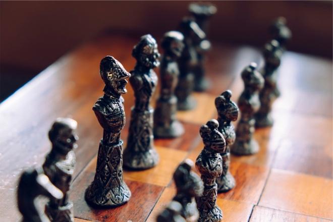 King or Pawn?